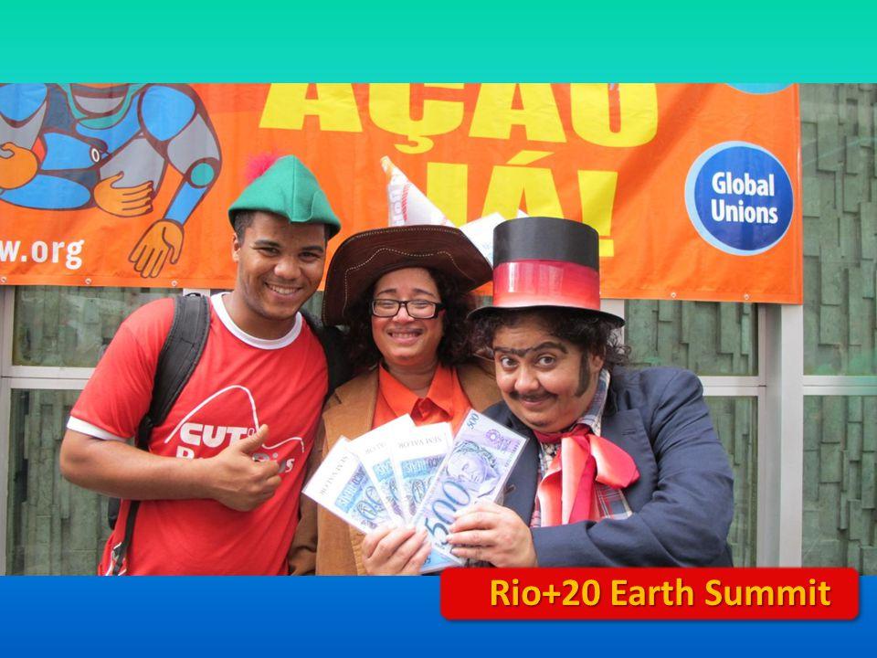 Rio+20 Earth Summit