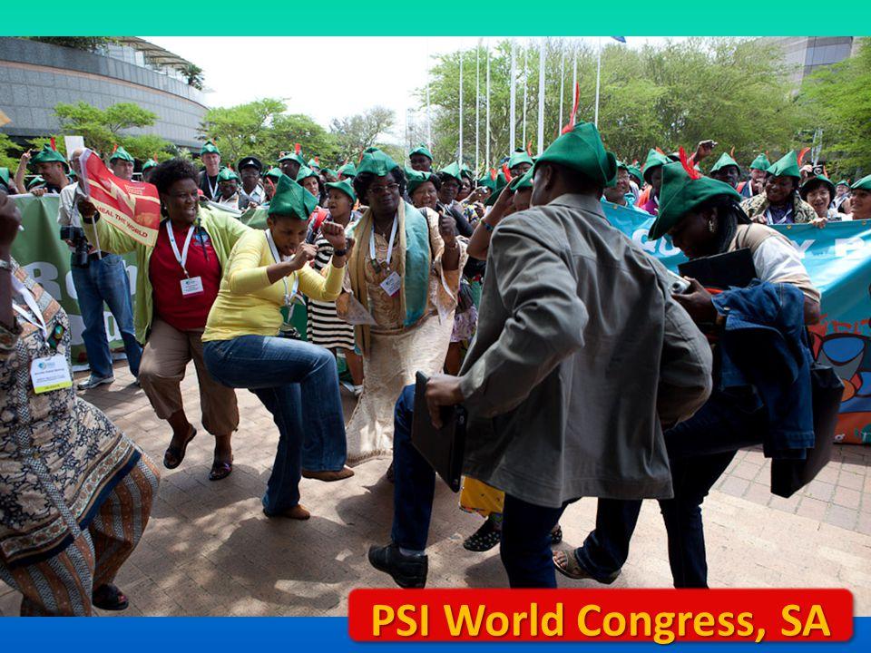 PSI World Congress, SA PSI World Congress, SA