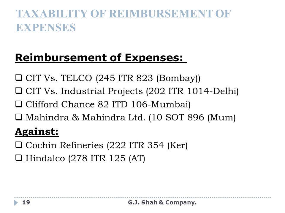 19  CIT Vs. TELCO (245 ITR 823 (Bombay))  CIT Vs.
