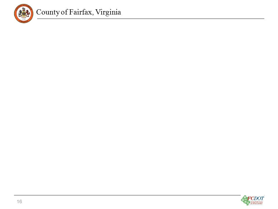 County of Fairfax, Virginia 16