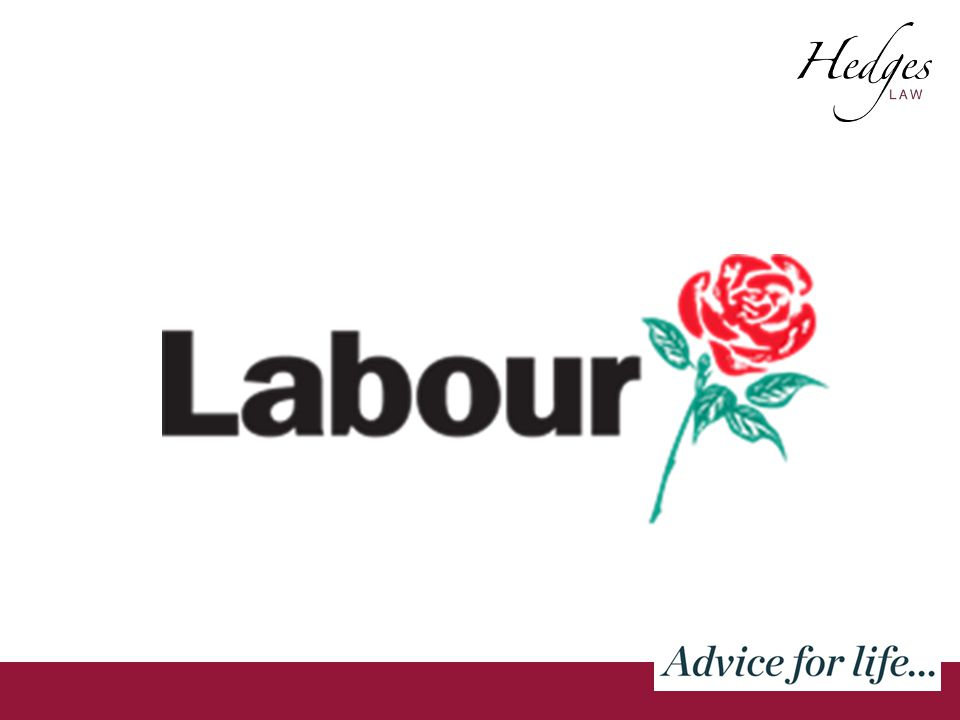 Labour offering To introduce a lower 10p starting rate of tax To introduce a 50p top rate of tax for high earners Bring in a 'mansion tax' on properties worth over £2,000,000
