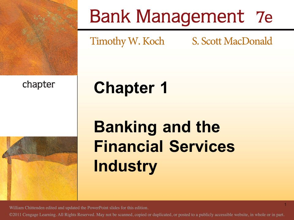 Organizational Structure and Financial Services Business Model Transactions Banking Versus Relationship Banking Relationship Banking Emphasizes the personal relationship between the banker and customer  For example, the key feature of a loan that is relationship driven is that the lender adds real value to the borrower during the credit granting process  In addition to the provision of funds, the lender may provide expertise in accounting, business, and tax planning 32