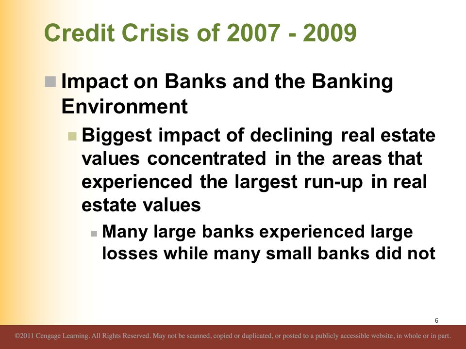 How Do Banks Differ? 17