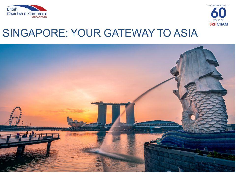 SINGAPORE: YOUR GATEWAY TO ASIA