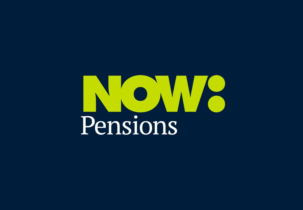 Smarter. Simpler. Better. 12 Who is NOW: Pensions