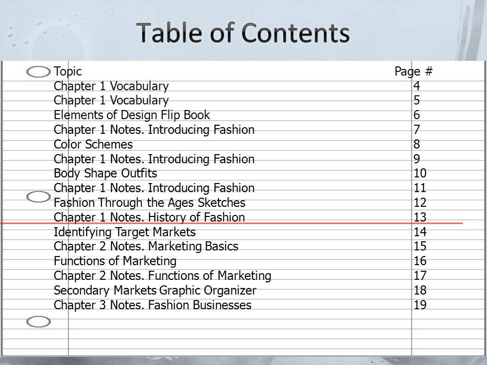 Design staffs produce the designs.