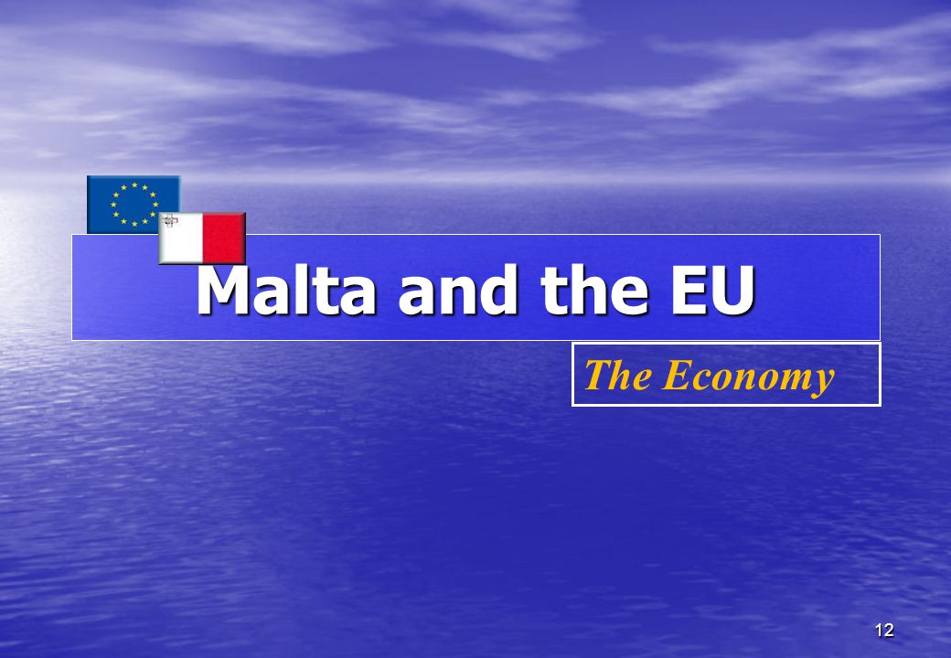 "Quote…… "" …in Malta's case, not only has membership of the European Union been beneficial on multiple levels, but it has permitted the Maltese Governm"