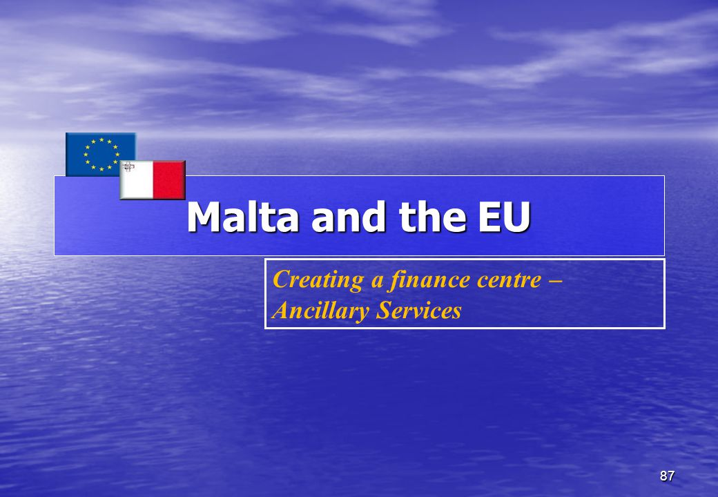 Malta Double Tax Treaties Belgium (Protocol) Guernsey Israel Luxembourg (Protocol) Mexico Norway (new treaty) Russia (being renegotiated) Singapore (P