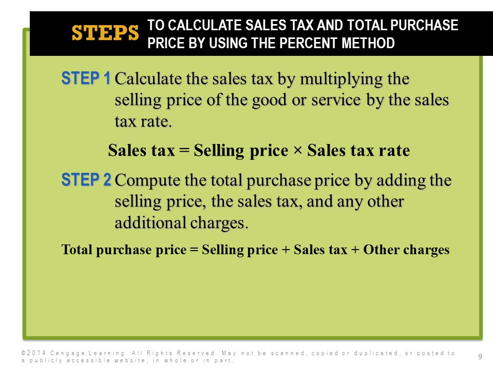 7e Tax Liability for Taxable Income of $100,000 or Above 40 ©2014 Cengage Learning.