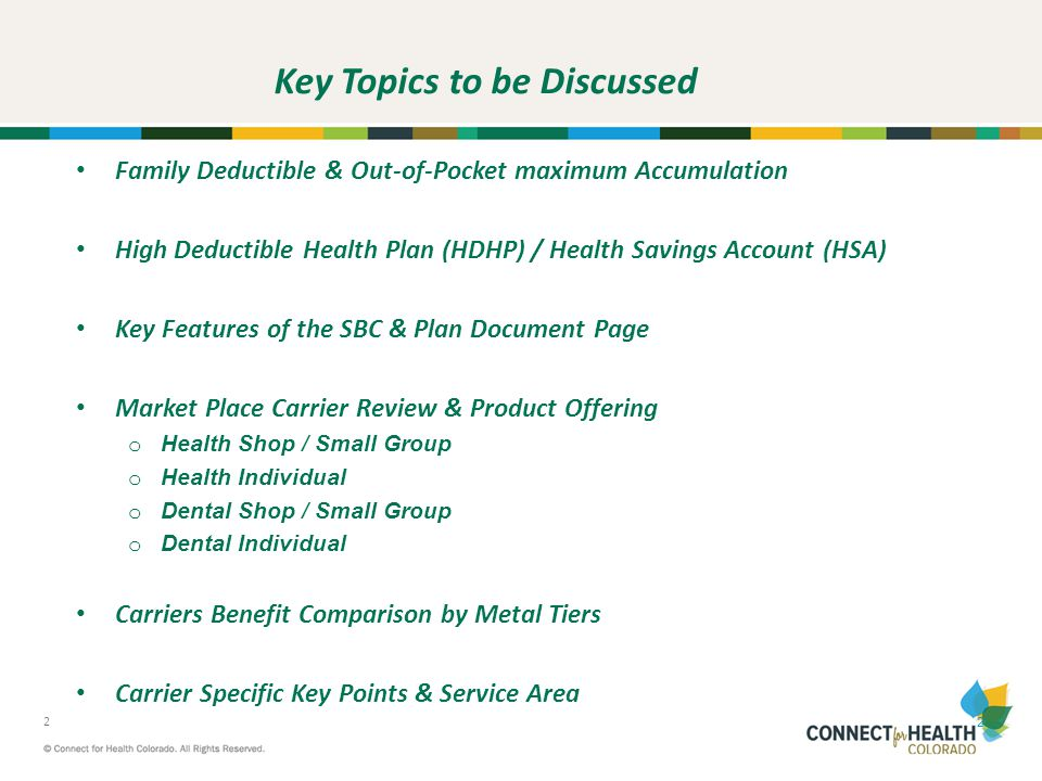 43 Small Group Medical Plans On & Off the Market Place 65% More Plans OFF the Market Place