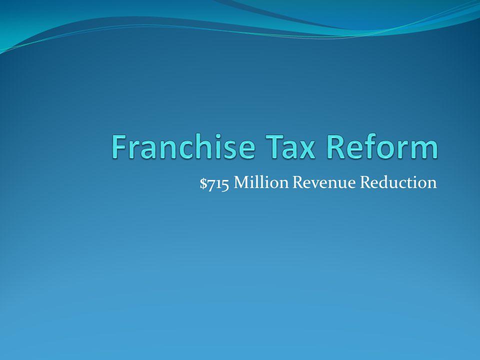 $715 Million Revenue Reduction