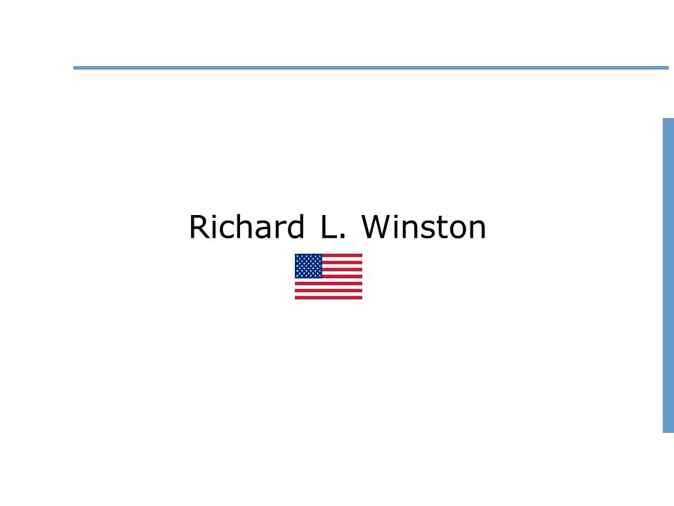 Richard L. Winston