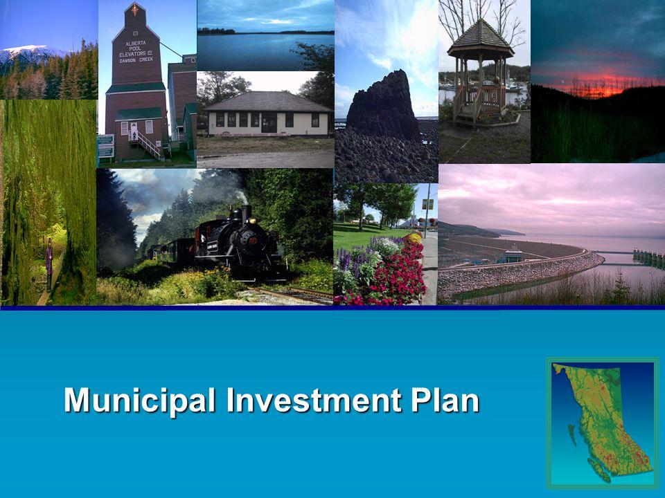 Municipal Investment Plan