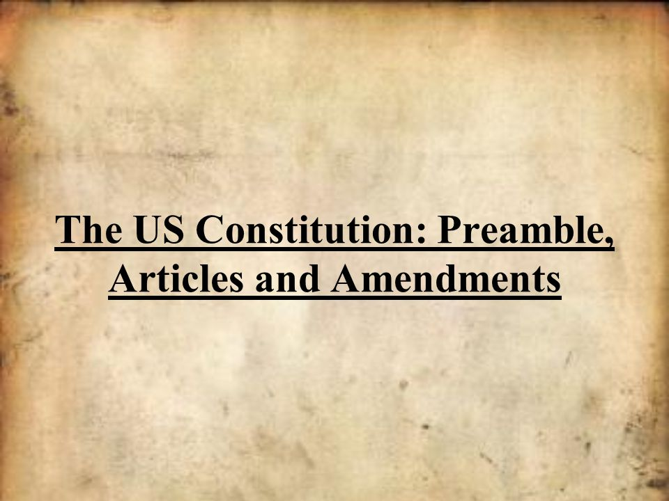 Article VI says that the constitution is the highest law of the land.