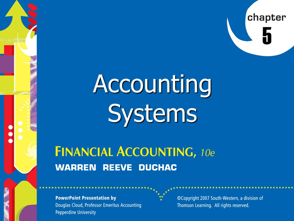 2 1.Define an accounting system and describe its implementation.
