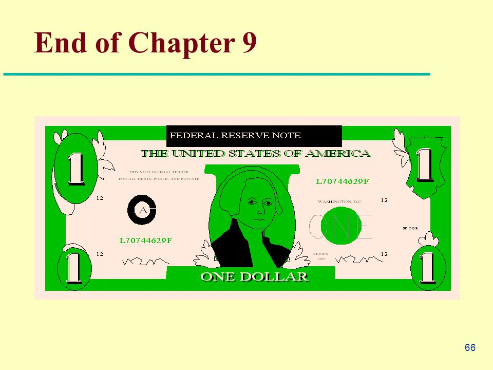 66 End of Chapter 9