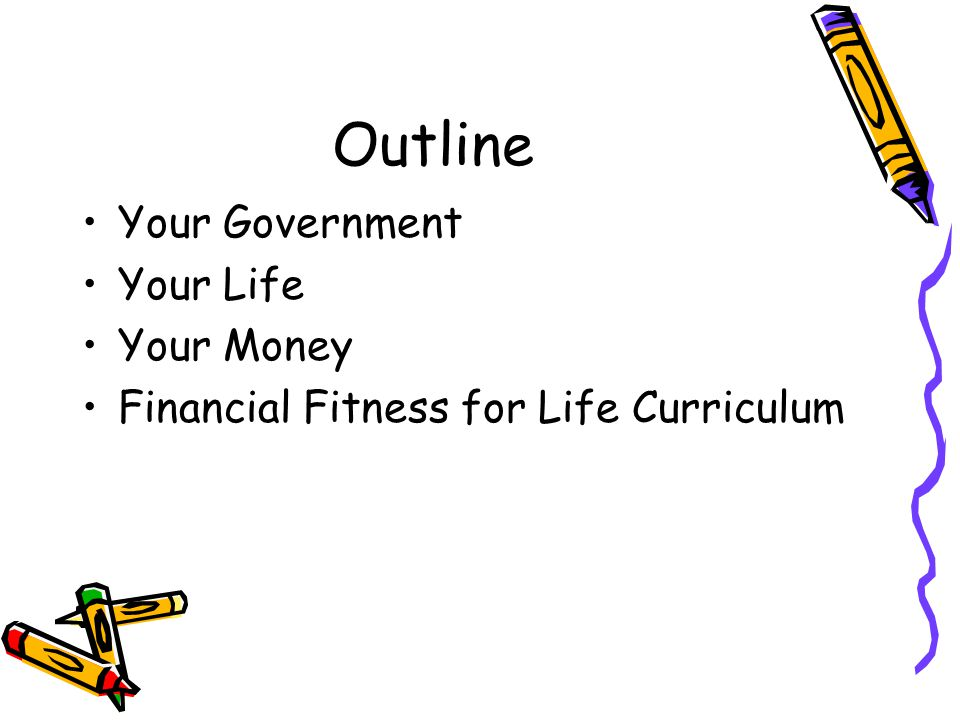 Components of the federal budget