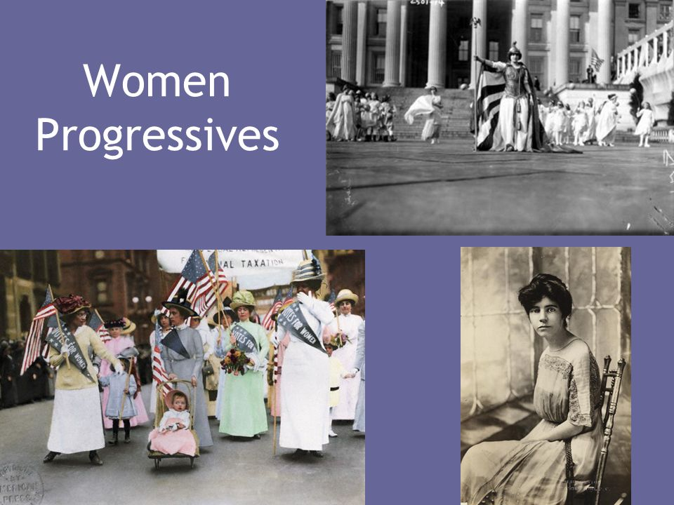 Women Progressives