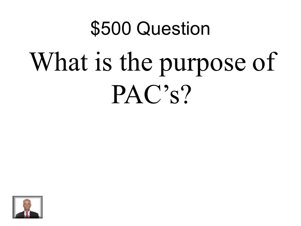 $400 Answer In case there is a military draft.