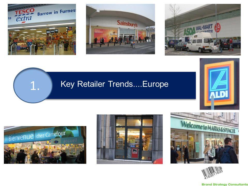 1. Key Retailer Trends....Europe