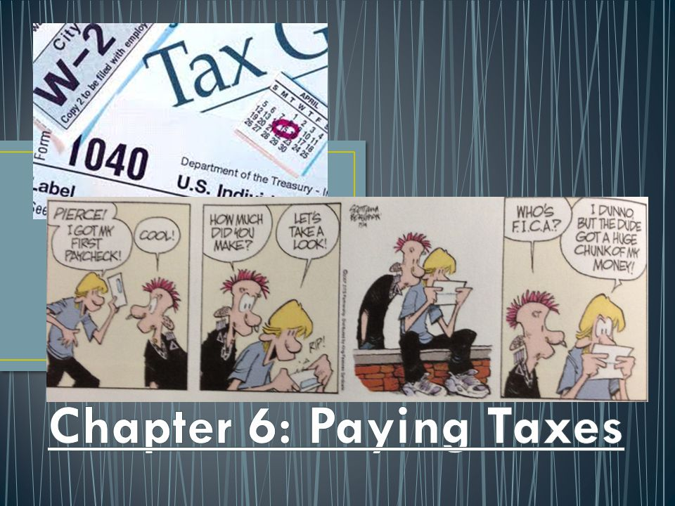 1.What are the important facts needed for filling out the tax form.