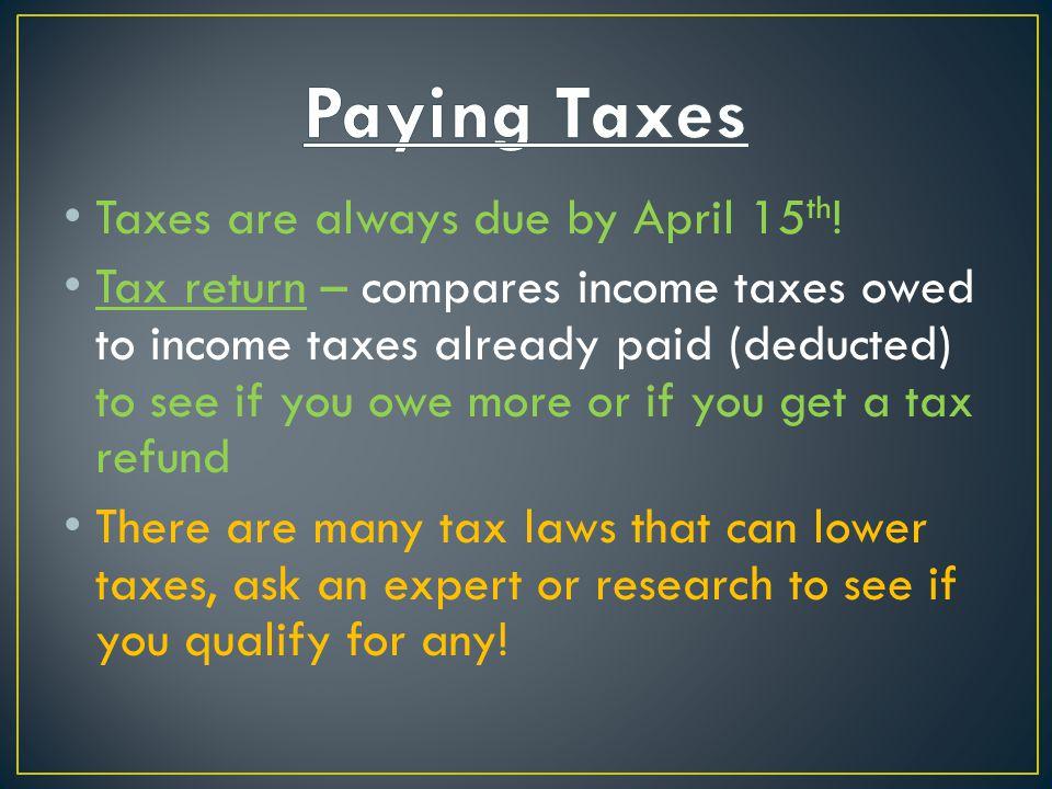 Tax instructions http://www.irs.gov/pub/irs-pdf/i1040ez.pdfhttp://www.irs.gov/pub/irs-pdf/i1040ez.pdf