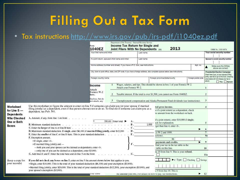 Gross income from Jobs (W2 Forms) Interest/capital gains earned from savings accounts or investments scholarships Total charitable contributions and deductions Filing status (single, married filing joint or separately, head of household, dependents)