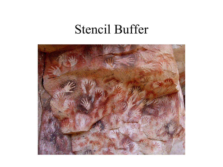 Stencil Buffer
