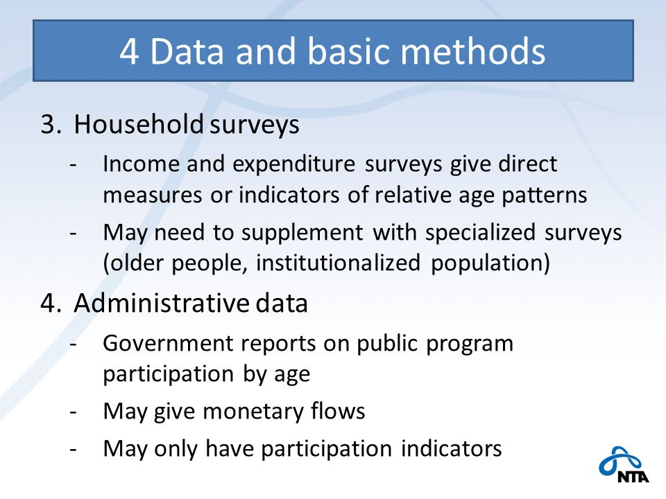 4 Data and basic methods 3.