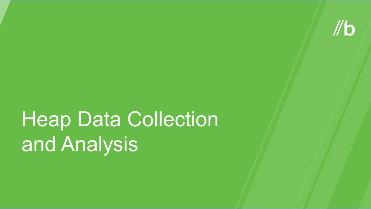 Heap Data Collection and Analysis