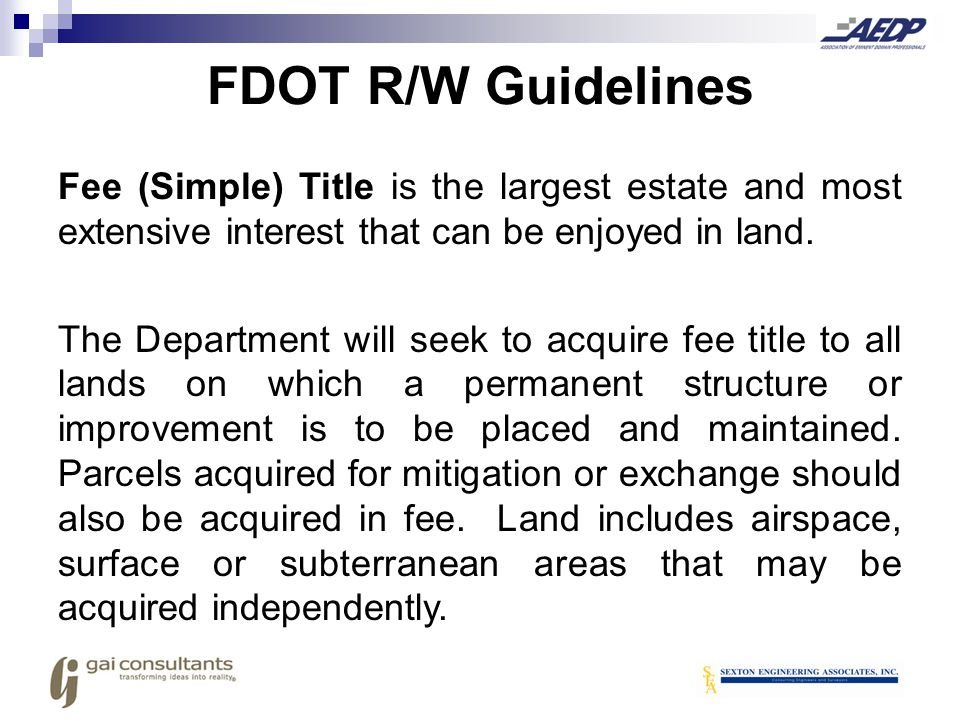 Perpetual Easements (perpetual right to use over, under or through the property of another) are used when permanent structures or improvements are to be constructed and maintained on parcels where acquisition of fee title would be impractical, i.e., when acquisition of the fee would cause excessive severance damages due to green area or setback requirements or where underground structures are to be constructed which will not impair the surface use of the land.