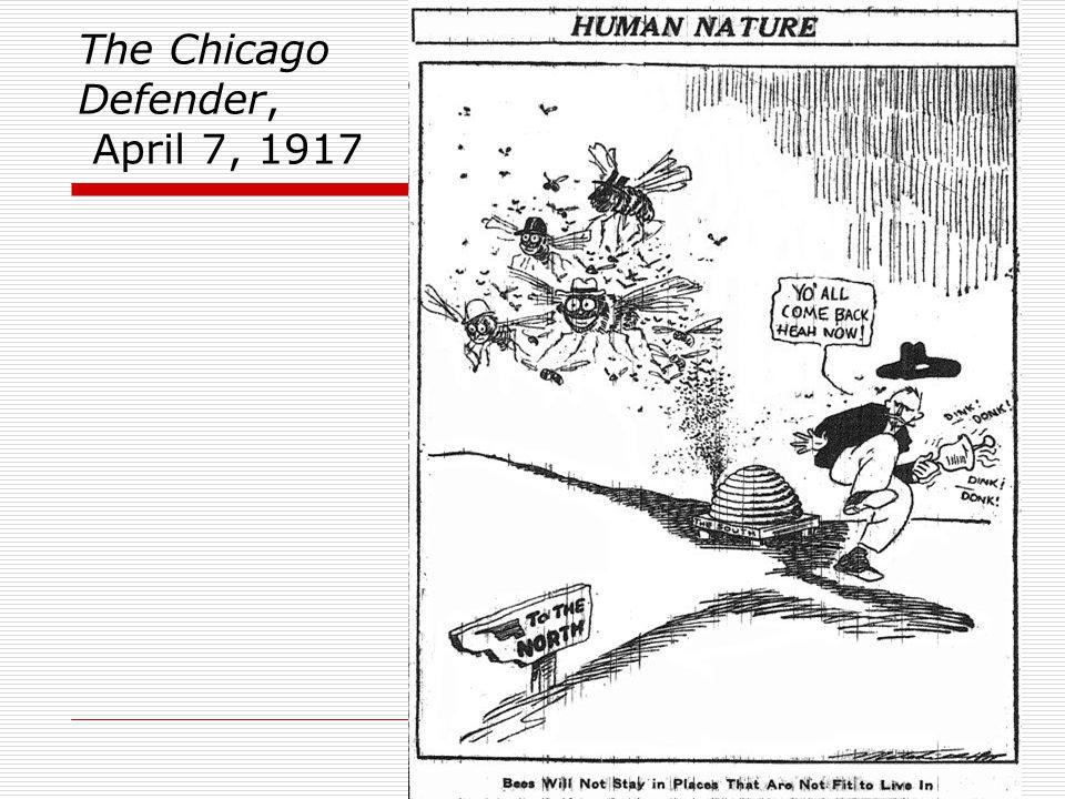 The Chicago Defender, April 7, 1917