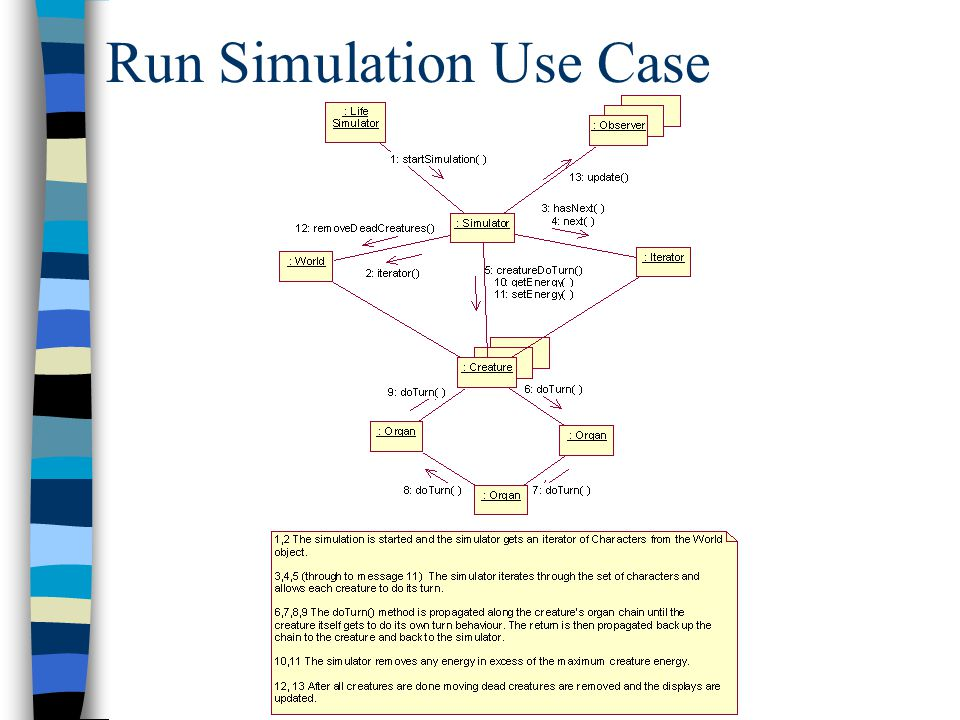 Run Simulation Use Case