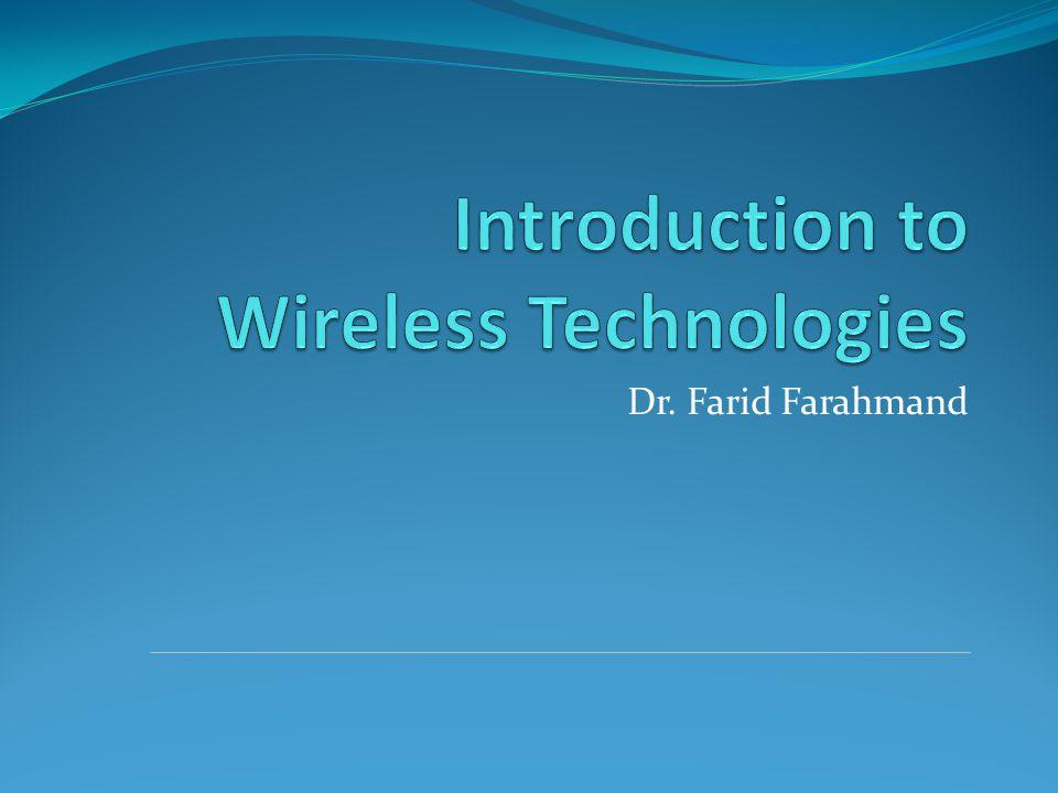 Dr. Farid Farahmand