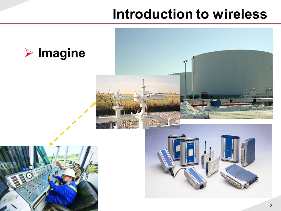 3 Introduction to wireless  Imagine