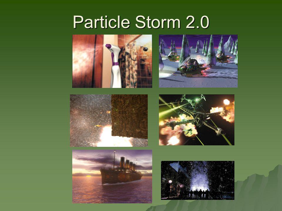 Particle Storm 2.0