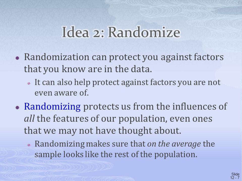 Slide 12 - 38 p. 288 (3, 12, 17) Homework