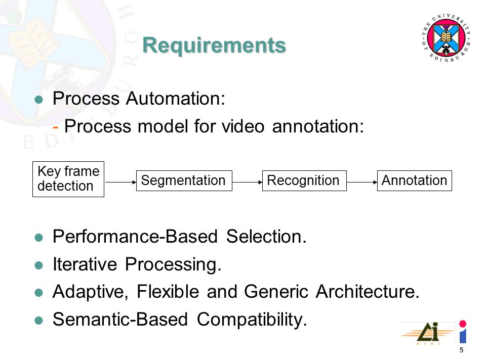 16 Contributions Grid workflow technology with semantic capabilities + AI Planning and CBR.