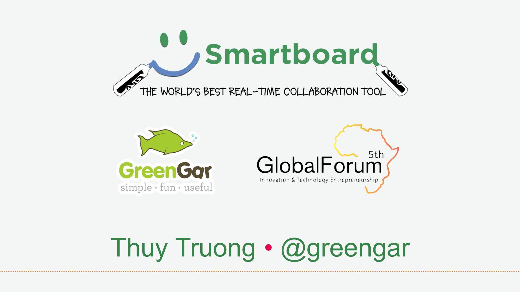 Thuy Truong @greengar