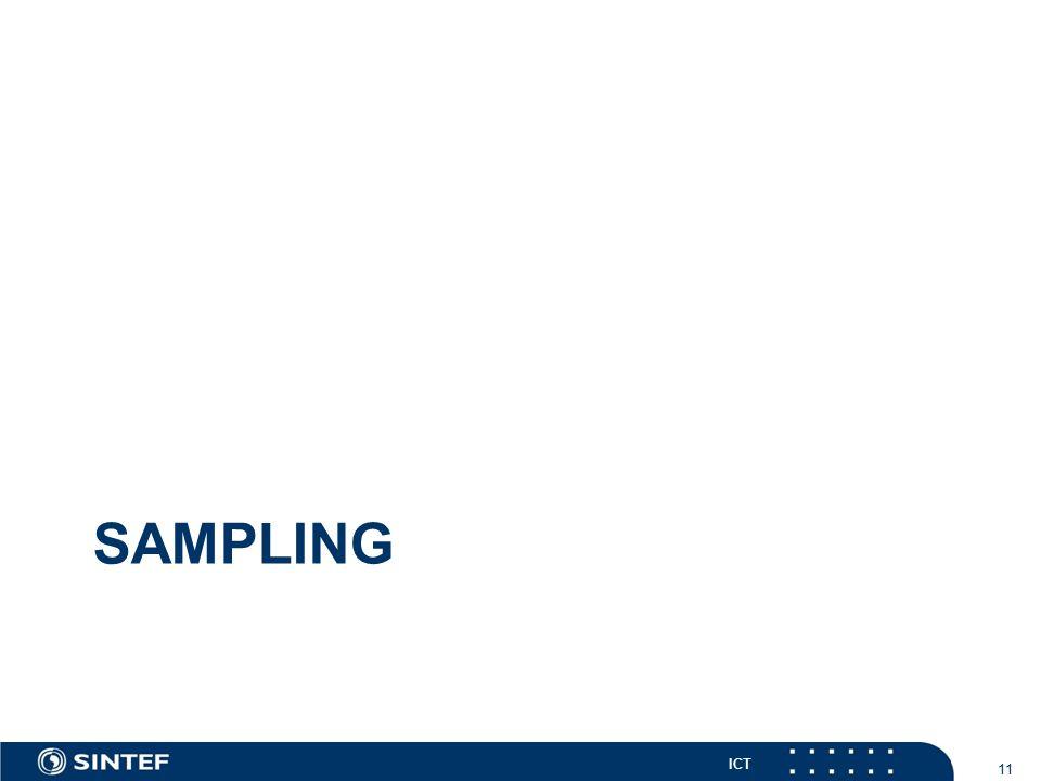 ICT SAMPLING 11