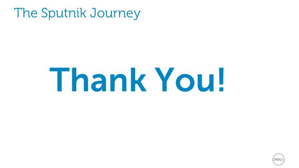 2 The Sputnik Journey Thank You!