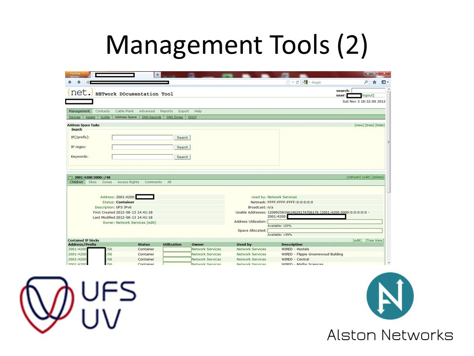 Management Tools (2)