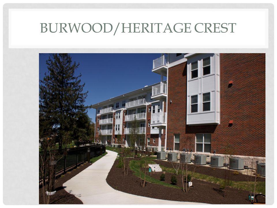 BURWOOD/HERITAGE CREST