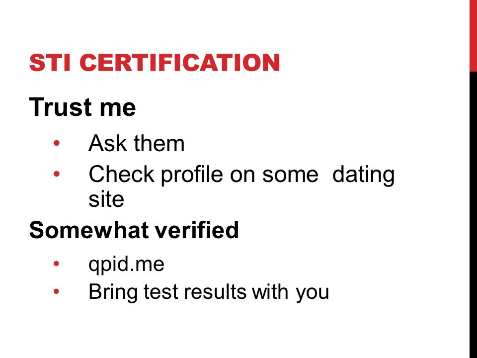 TruSTI A protocol for STI status certification and exposure notification using mobile devices