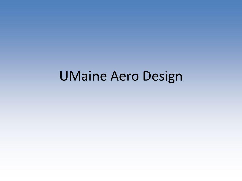 UMaine Aero Design