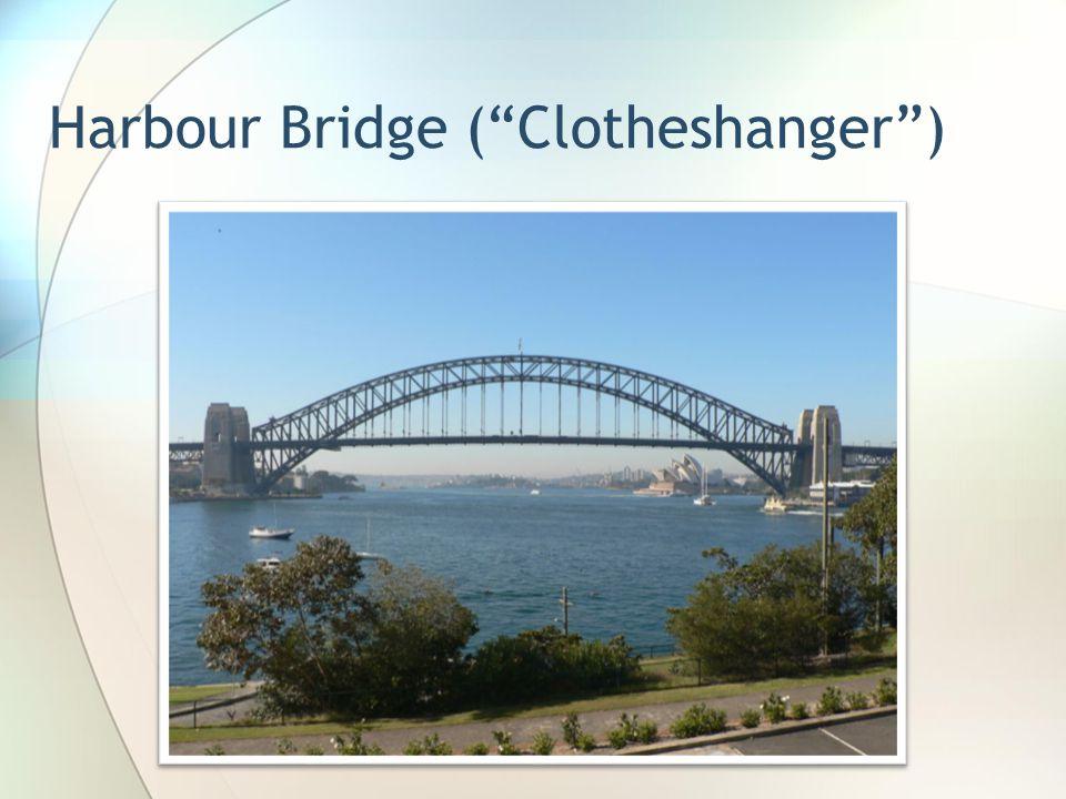 Harbour Bridge ( Clotheshanger )
