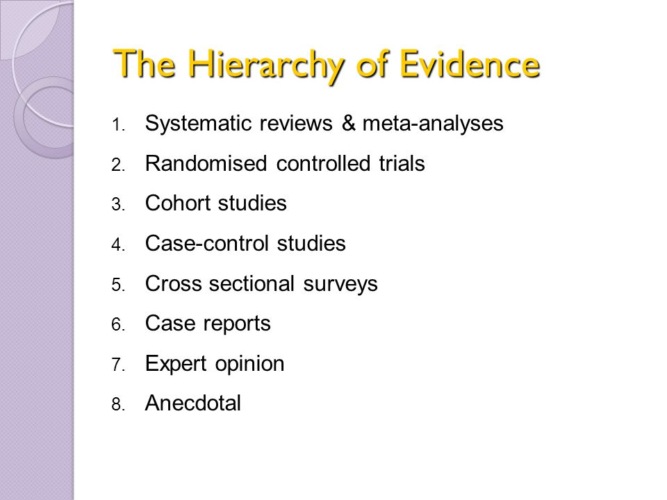 Case Reports and Case Series Describe the occurrence of new disease entities.