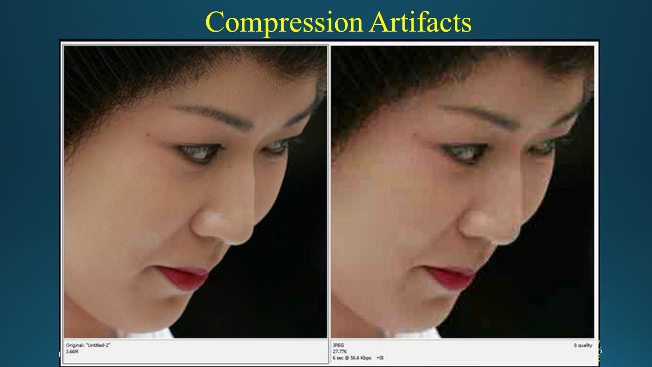 Compression Artifacts