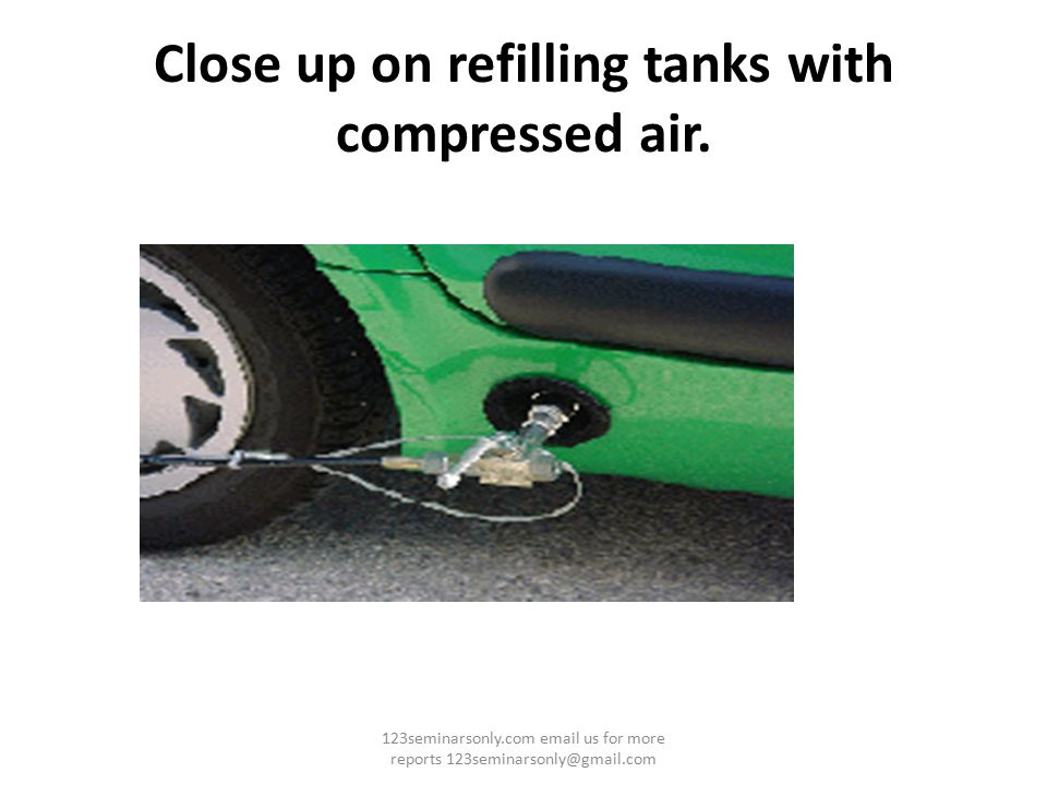 Close up on refilling tanks with compressed air. 123seminarsonly.com email us for more reports 123seminarsonly@gmail.com