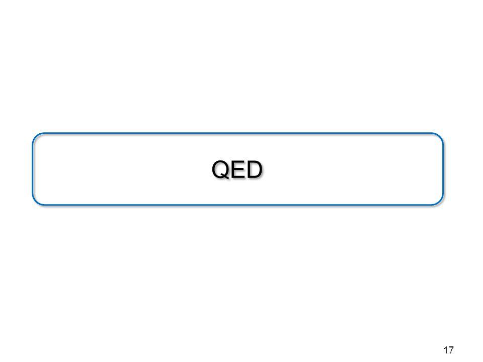 QED 17
